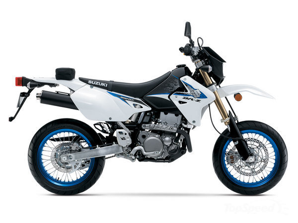 Favorite Bike – Suzuki DRZ400SM