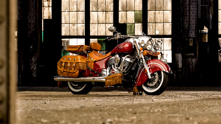 Favorite Bikes – 2014 Indian Chief Vintage