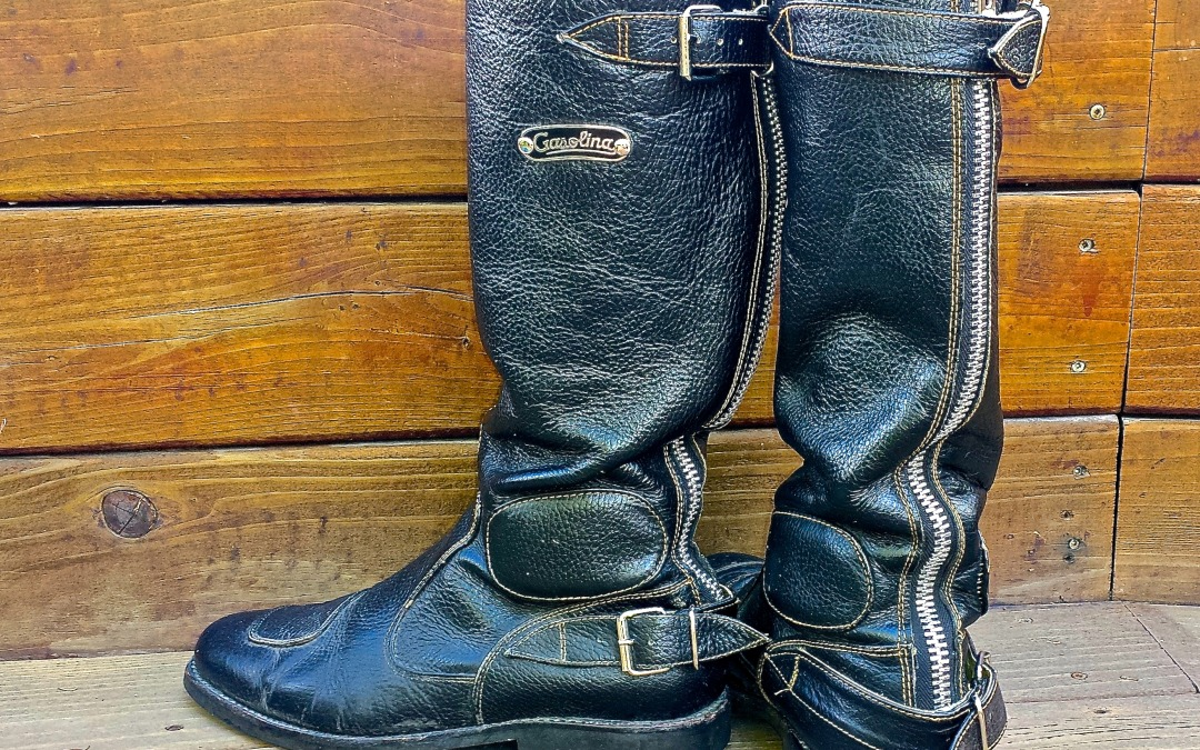 Gasolina Boots Revisited
