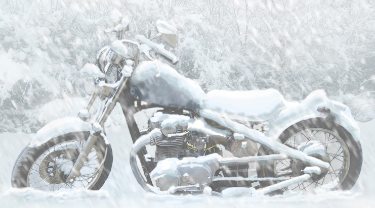 Winterize Your Bike