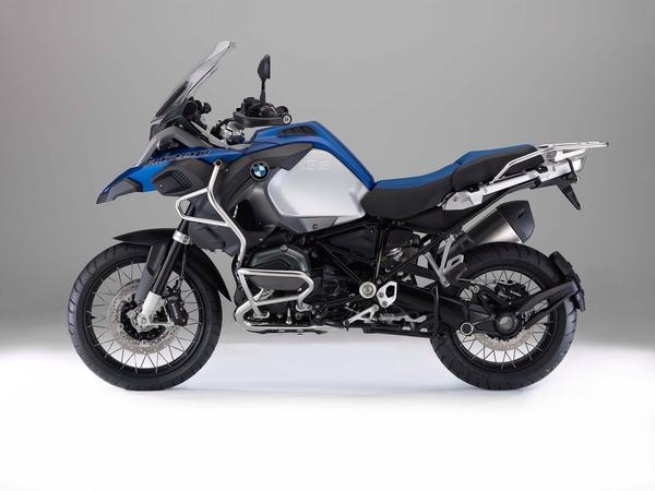 First EatSleepRIDE app winner – 2014 BMW 1200 GSA