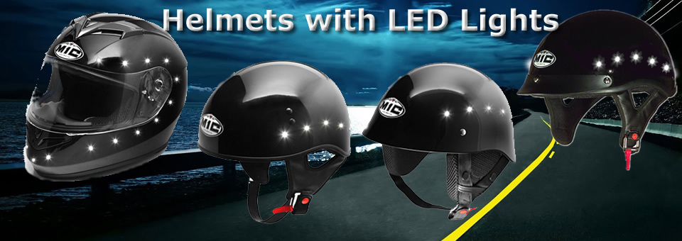 M1C Helmet Lights You Up