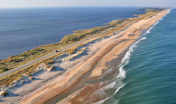 Virginia Beach to Hatteras Island