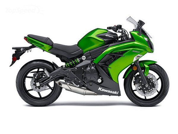 Favorite Bike — Ninja 650