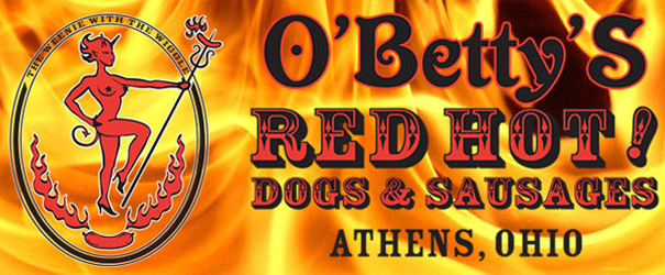 O'Betty's Red Hot – Athens, OH