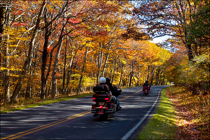 U.S. Fall Foliage Routes