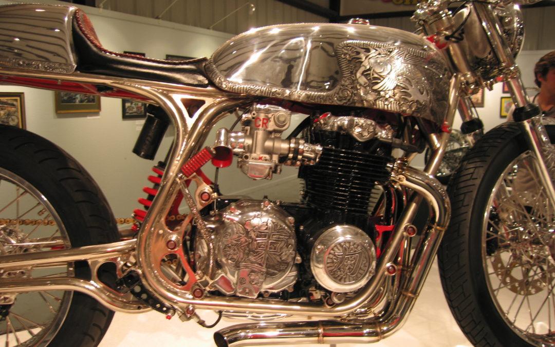Favorite Bikes – Motorcycles as Art