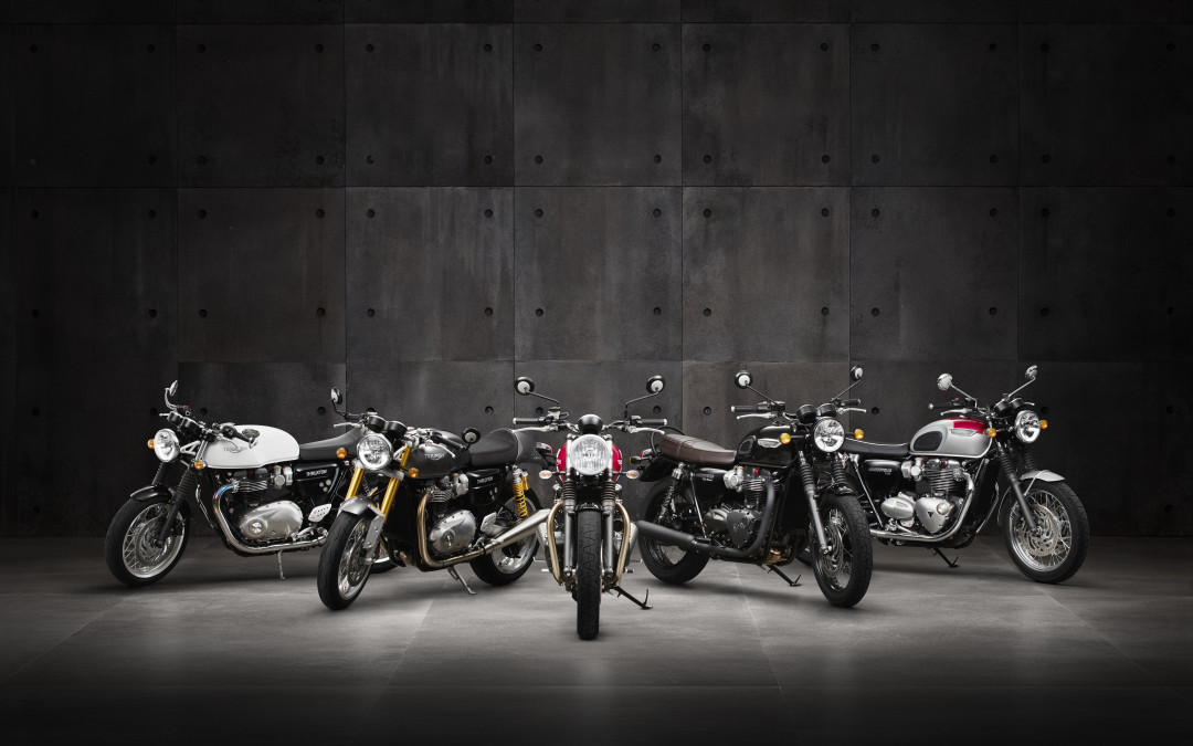 The New Triumphs – What's Not To Like