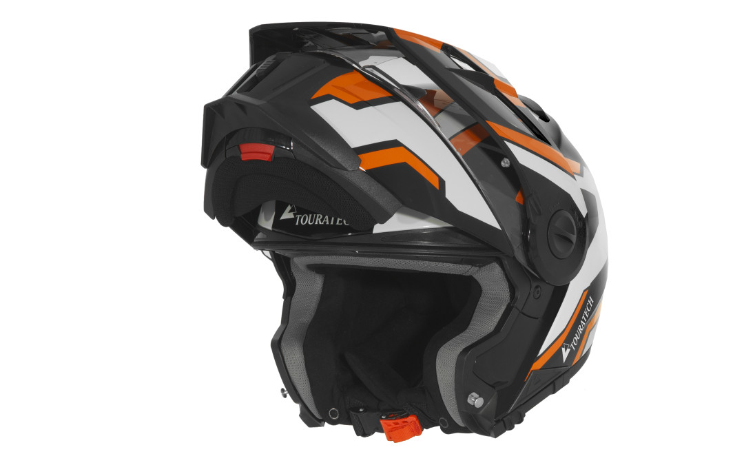 A modular off-road helmet?