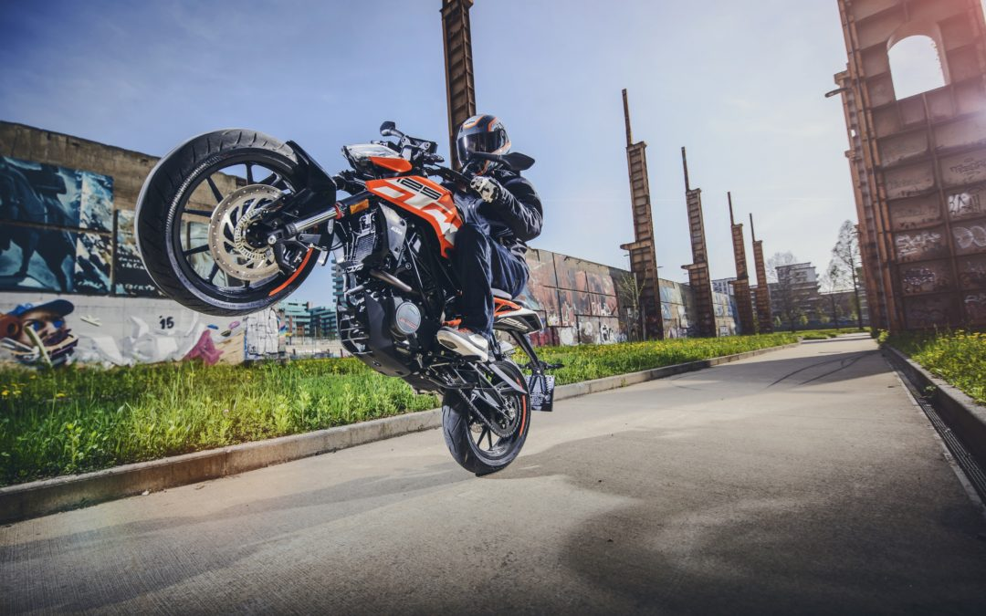 New KTM 125 and 390 Dukes